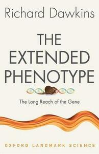 The Extended Phenotype: The Long Reach of the Gene - Richard Dawkins - cover