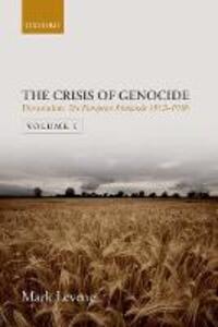 Devastation: Volume I: The European Rimlands 1912-1938 - Mark Levene - cover