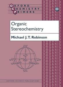 Organic Stereochemistry - Michael Robinson - cover