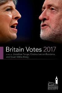 Britain Votes 2017 - cover