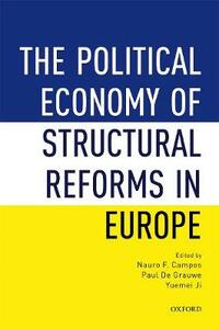 The Political Economy of Structural Reforms in Europe - cover
