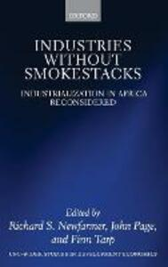 Industries without Smokestacks: Industrialization in Africa Reconsidered - cover