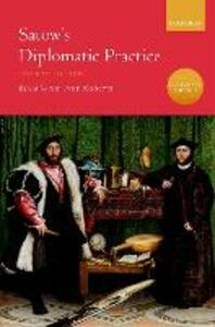 Satow's Diplomatic Practice - cover