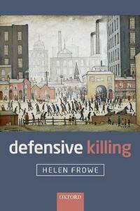 Defensive Killing - Helen Frowe - cover