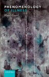 Phenomenology of Illness - Havi Carel - cover