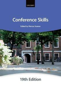 Conference Skills - The City Law School - cover