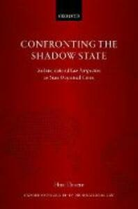 Confronting the Shadow State: An International Law Perspective on State Organized Crime - Henri Decoeur - cover