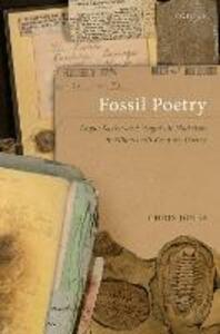 Fossil Poetry: Anglo-Saxon and Linguistic Nativism in Nineteenth-Century Poetry - Chris Jones - cover