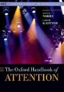 The Oxford Handbook of Attention - cover