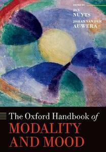 The Oxford Handbook of Modality and Mood - cover