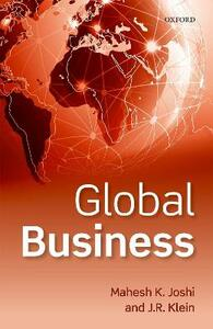 Global Business - Mahesh Joshi,James R. Klein - cover
