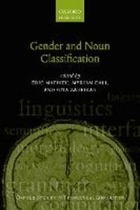 Gender and Noun Classification - cover