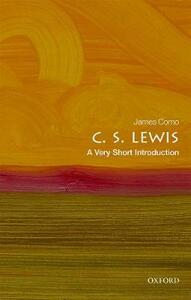 C. S. Lewis: A Very Short Introduction - James Como - cover