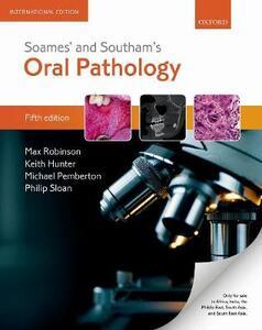 Soames' & Southam's Oral Pathology - Max Robinson,Keith Hunter,Michael Pemberton - cover