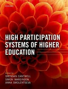 High Participation Systems of Higher Education - cover