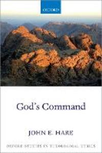 God's Command - John E. Hare - cover