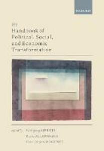 The Handbook of Political, Social, and Economic Transformation - cover