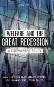 Welfare and the Great Recession: A Comparative Study - cover