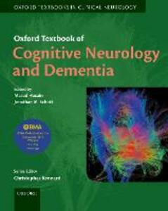 Oxford Textbook of Cognitive Neurology and Dementia - cover
