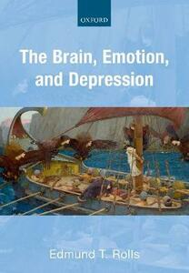 The Brain, Emotion, and Depression - Edmund T. Rolls - cover