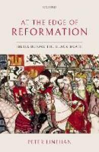 At the Edge of Reformation: Iberia before the Black Death - Peter Linehan - cover