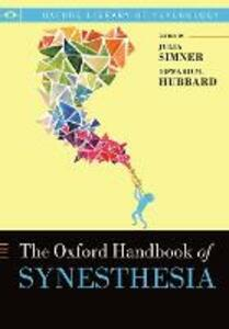 The Oxford Handbook of Synesthesia - cover