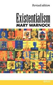 Existentialism - Mary Warnock - cover