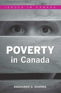 Poverty in Canada - Raghubar Sharma - cover