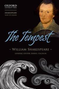 The Tempest - William Shakespeare,Daniel David Moses - cover