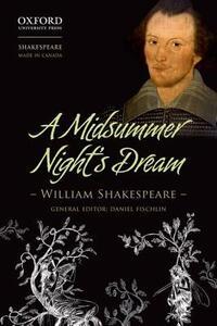 Midsummer Night's Dream (Shakespeare) - Daniel Fischlin - cover