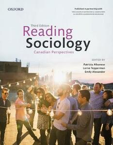 Reading Sociology: Canadian Perspectives - cover