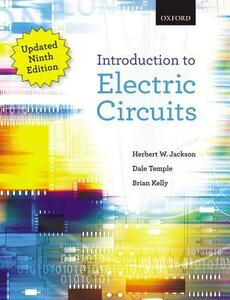 Introduction to Electric Circuits, Updated Edition - Herbert W. Jackson,Dale Temple,Brian E. Kelly - cover
