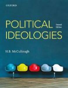 Political Ideologies - H. B. McCullough - cover