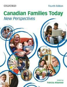 Canadian Families Today: New Perspectives - cover