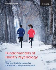 Fundamentals of Health Psychology - cover