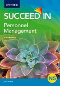 Personnel Management: Student Book - Johan van Staden - cover