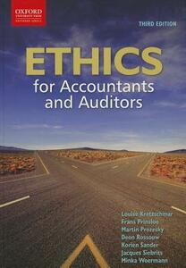Ethics for Accountants and Auditors - cover