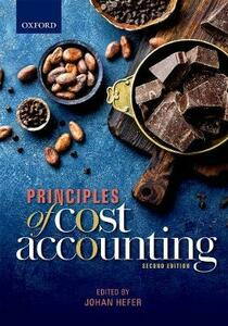 Principles of Cost Accounting - M. Bornman,A. Jordaan - cover