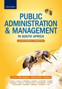 Public Administration & Management in South Africa: An Introduction - cover