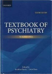 Textbook of Psychiatry for Southern Africa - Jonathan Burns,Louw Roos - cover