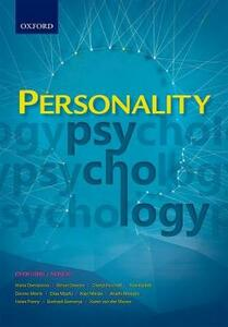 Personality psychology - I. Lynch,N. Duncan - cover