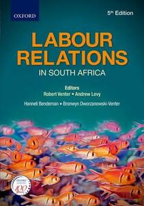 Labour Relations in South Africa 5e - cover
