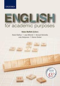 English for Academic Purposes - cover