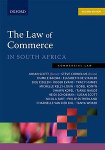Law of Commerce in South Africa - cover