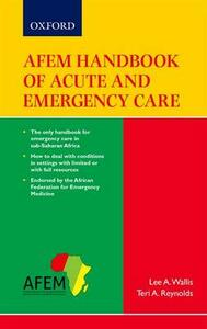 AFEM Handbook of Acute and Emergency Care - cover