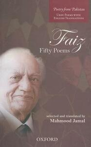 Faiz: Fifty Poems - Mahmood Jamal - cover