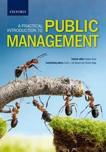 A Practical Introduction to Public Management - cover