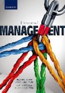 Management - Mattheus Louw,Sandra Perks,Trevor Amos - cover