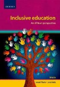 Inclusive education: An African perspective - Daniel Lloyd,Muzwa Mukwambo,Obert Maguvhe - cover