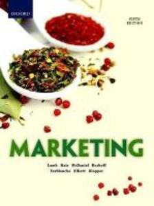 Marketing 5e - C. Lamb,Joseph F. Hair,Carl McDaniel - cover